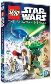 Star Wars Lego: Padawan Menace (Import DVD)