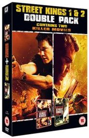 Street Kings 1 & 2 Double Pack (Import DVD)