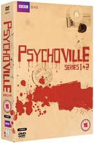 Psychoville Series 1 & 2 Box Set (Import DVD)