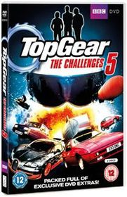 Top Gear: The Challenges 5 (Import DVD)