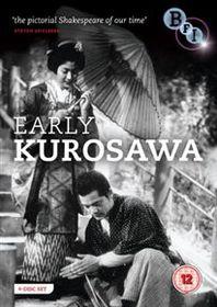 Early Kurosawa Collection (Import DVD)