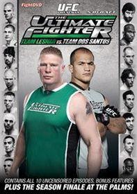 The Ultimate Fighter: Series 13 - Team Lesnar Vs Team Dos Santos (Import DVD)