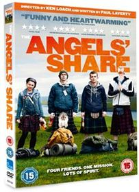 The Angels' Share (Import DVD)