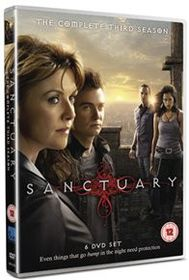 Sanctuary: The Complete Season 3 (Import DVD)