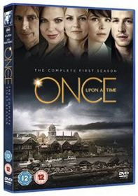 Once Upon a Time: The Complete First Season (Import DVD)