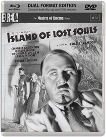 Island Of Lost Souls (Import DVD & Blu-ray Dual Format)