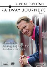 Great British Railway Journeys: Series 1 (Import DVD)