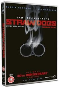 Straw Dogs (Import DVD)