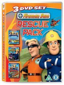 Fireman Sam: Rescue Pack (Import DVD)