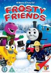 Hit Favourites - Frosty Friends (Import DVD)