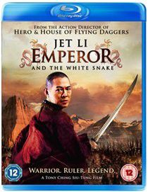 Emperor And The White Snake (Parallel Import) (Blu-ray)