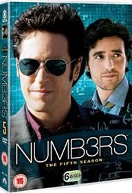 Numb3rs: Season 5 (Import DVD)