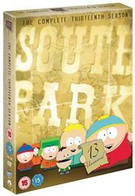 South Park: Series 13 (parallel import)