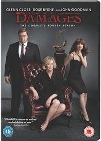 Damages: Season 4 (Import DVD)