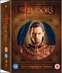 The Tudors: Seasons 1-4 (parallel import)