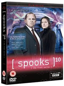 Spooks: The Complete Season 10 (Import DVD)