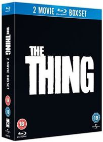 The Thing/ The Thing (2011) (Import Blu-ray)