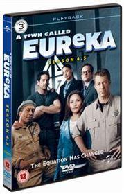A Town Called Eureka: Season 4.5 (Import DVD)