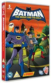 Batman The Brave And The Bold Vol 5 (Import DVD)