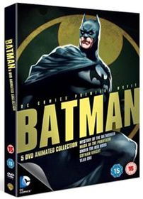 Batman Animated Boxset (5 Disc) (Import DVD)