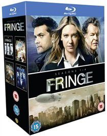 Fringe: Seasons 1-4 (Import Blu-ray)