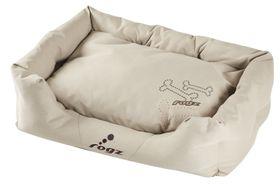 Rogz Dog Spice Pod Bed Small 56cm x 35cm x 22cm - Champagne