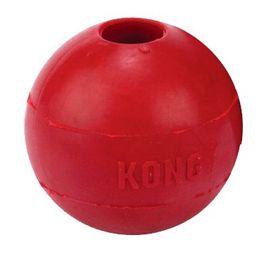 Kong Dog - Toy Interactive Ball - Medium/Large - Red