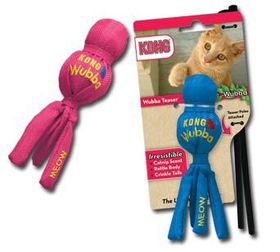 Kong Dog Toy Wubba - Large (Colours may vary)