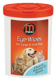 Mikki - Eye Wipes - 17 Wipes