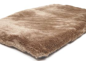 Wagworld - Snuggle Rug - Large (65cm x 85cm) - Brown