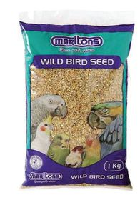 Marltons Wild Bird Seed - 2kg