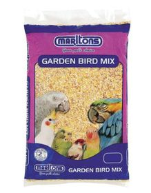 Marltons - Garden Bird Seed - 5kg