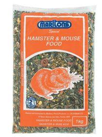 Marltons - Hamster Food - 1kg