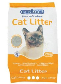 Marltons - Cat Litter 10kg