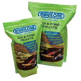 Marltons Pond Pellets Small 2mm - 1kg