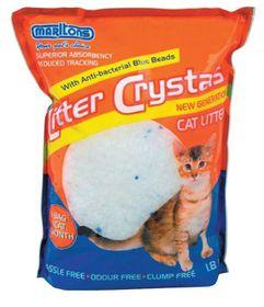 Marltons - Cat Litter Crystals - 3.6kg