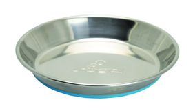 Rogz - Cat Anchovy Stainless Steel Bowl 200ml - Blue