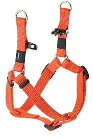 Rogz - Utility Large Fanbelt Dog Step-In-Harness - Orange