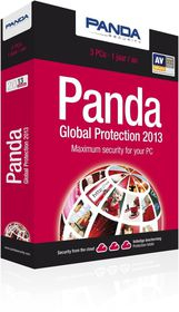 Panda Global Protection 2013 - 3 User