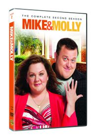 Mike & Molly Season 2 (DVD)