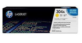 HP No. 304A  Yellow Print Cartridge