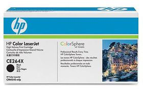 HP No. 646X Black Print Cartridge