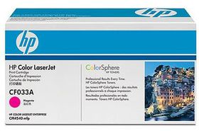 HP No. 646A Magenta Print Cartridge