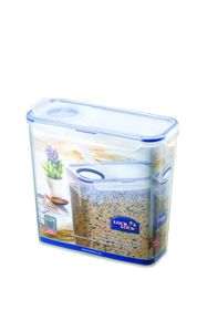 Lock & Lock - 3.4 Litre Rectangular Cereal Container with Flip Lid