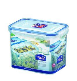 Lock and Lock - 1 Litre Rectangular Food Storage Container