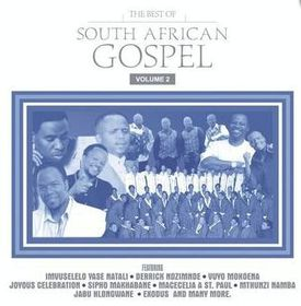 Best Of South African Gospel - Vol.2 - Various Artists (CD + DVD)