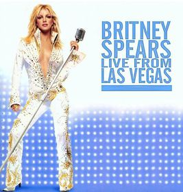 Spears Britney - Live From Las Vegas (DVD)