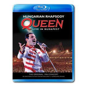 Queen - Hungarian Rhapsody (Blu-ray)