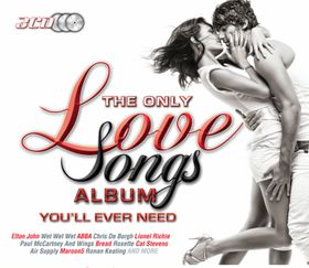 Only Love Songs Album You'll Ever Need - Only Love Songs Album You'll Ever Need (CD)