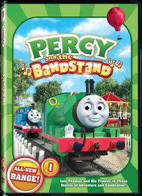 Thomas & Friends - Percy & The Bandstand (DVD)